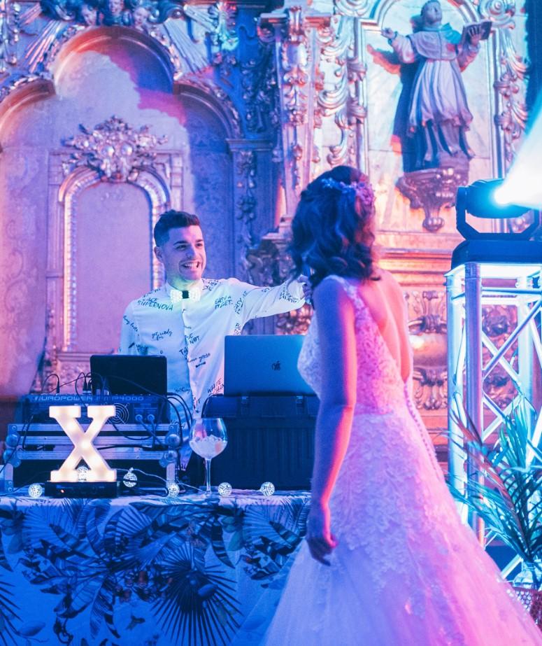 La novia de la boda