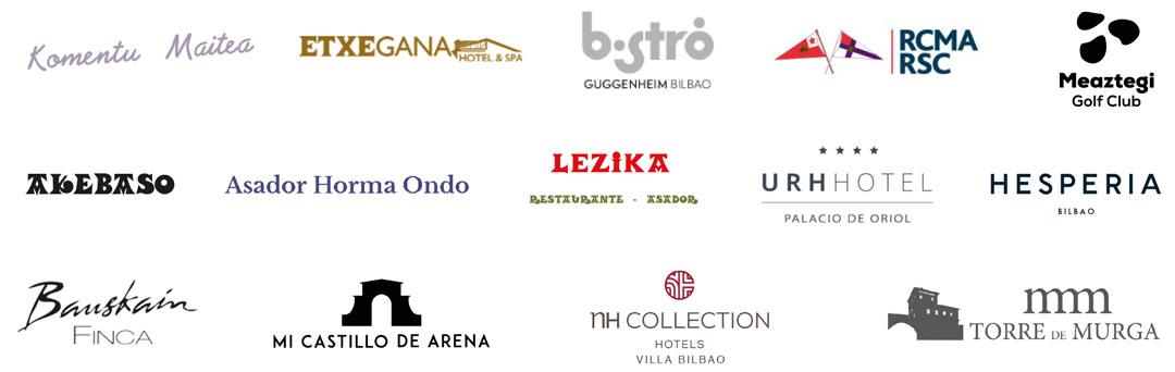 Restaurantes que confían en Exel Eventos
