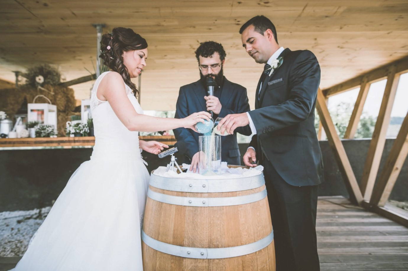 Las mejores bodas civiles con Exel Eventos